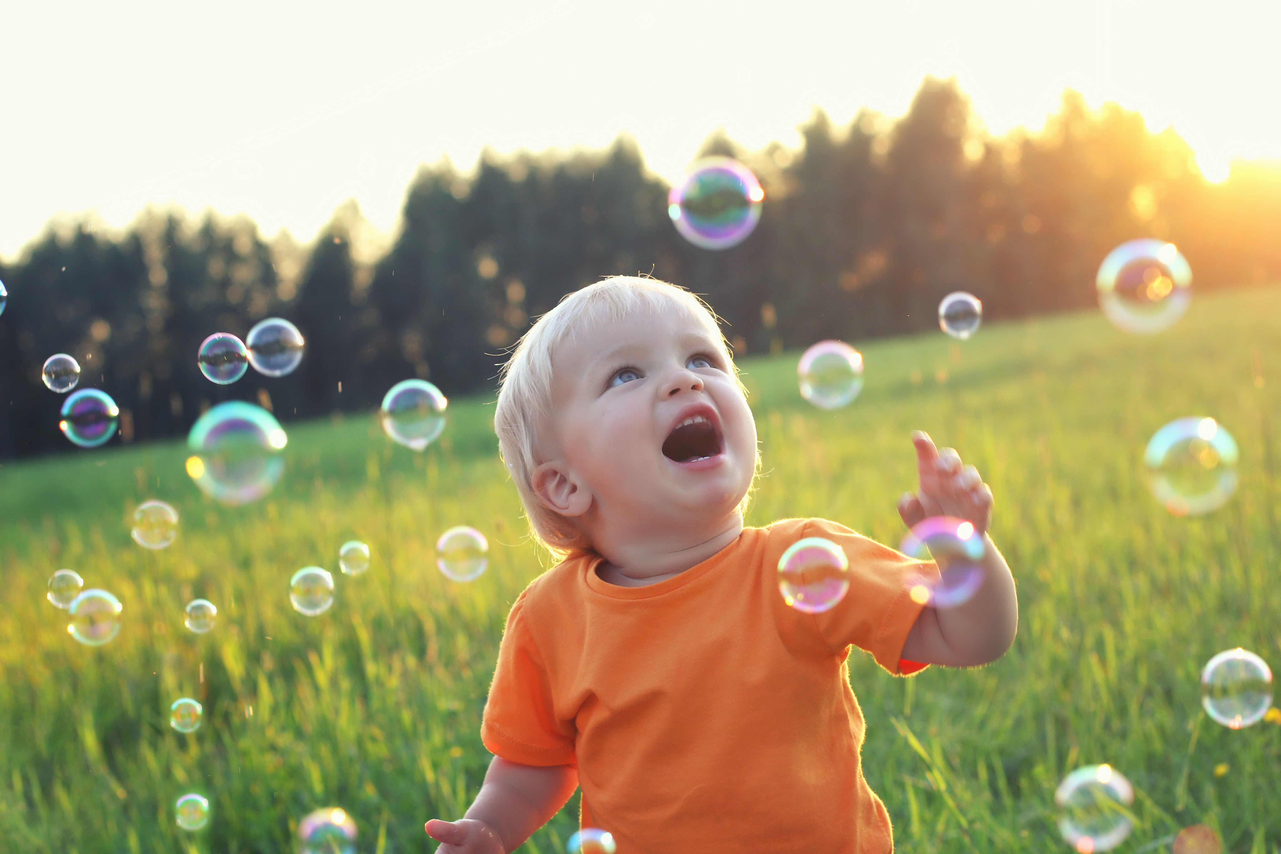 bubbles-first-birthday-party