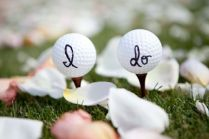 Saying I Do With Golf