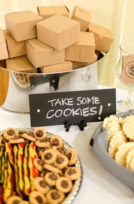 Idea For Oreo Cookie Favor