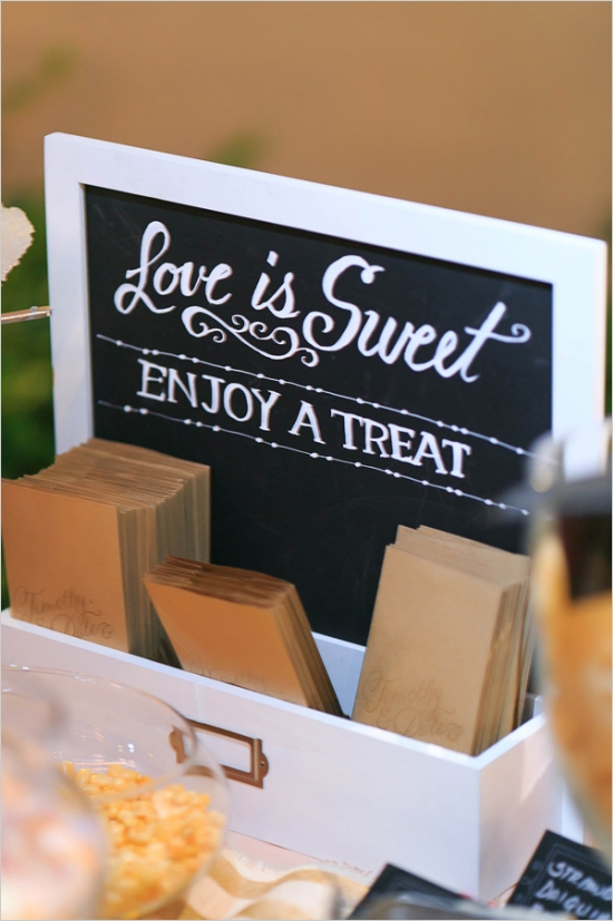 Wedding Cookie Favors Idea