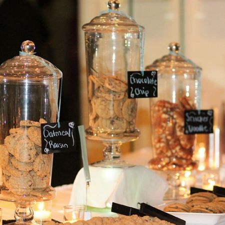 Cookie Bar Wedding Favors