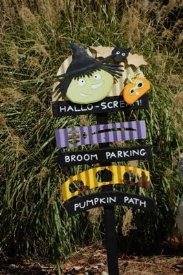 Hallo-Scream Halloween Yard Decoration