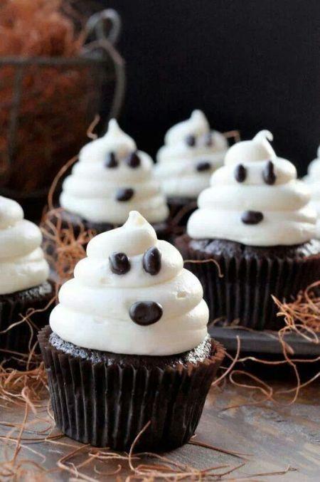 Boo-ti-ful Halloween Cupcake Ideas