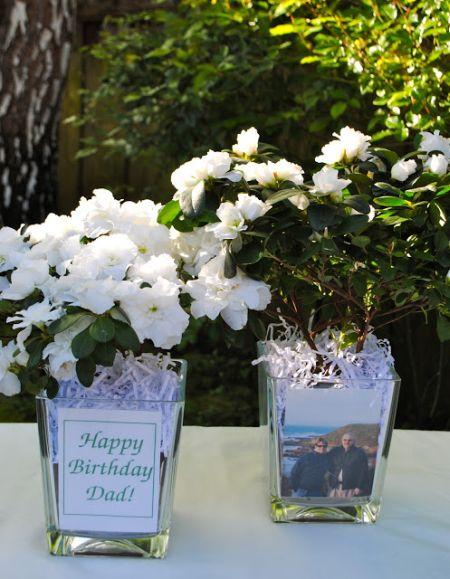 Azalea 80th Birthday Decorations