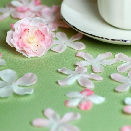 80th Birthday Decorations Flower Confetti