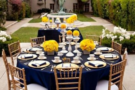 80th Birthday Deorations Outdoor Table