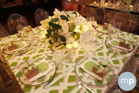 80th Birthday Decorations Tablescape