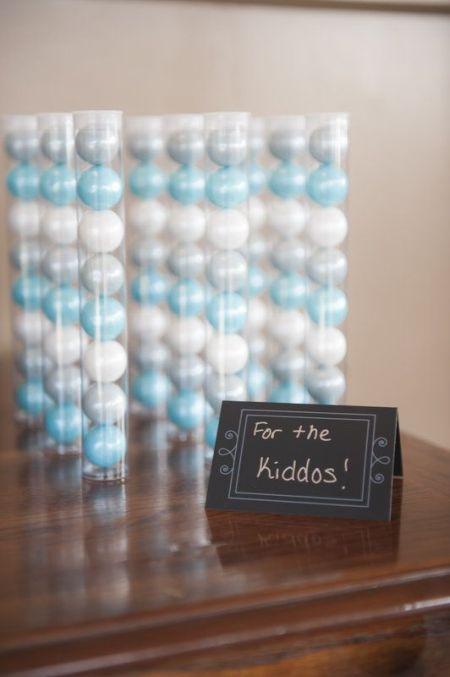 Bubblegum Wedding Favors For Kids