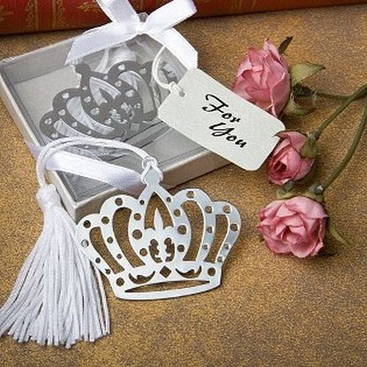 Crown Themed Bookmarks