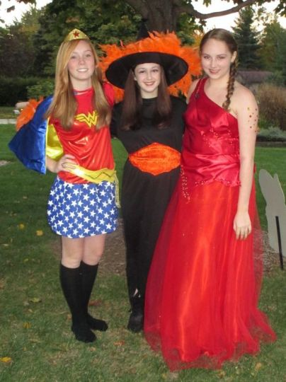 Teen Girl Halloween Costume Ideas