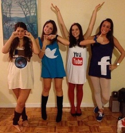 Social Media Halloween Costume Ideas