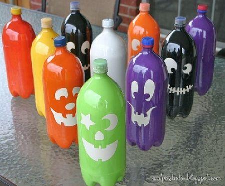 Bowling Halloween Kids Games