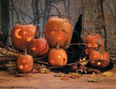 Fun Halloween Pumpkin Carving Ideas