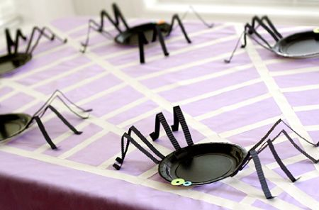 Crafty Preschool Spider Masks