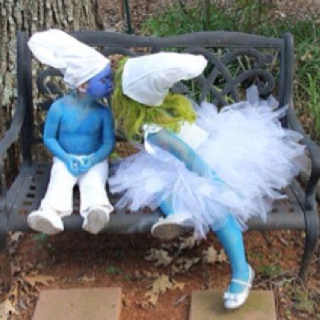 Popular Smurf Costumes