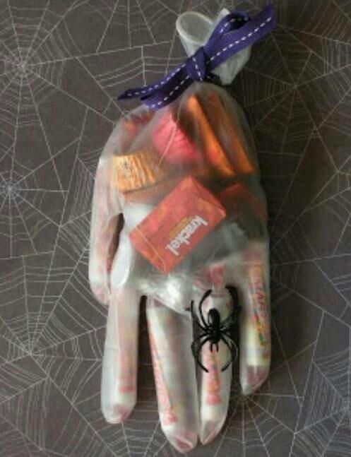 Handy Halloween Treats For Kids