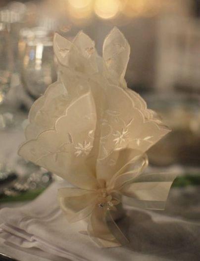 Jordan Almond Candy Wedding Favor Idea