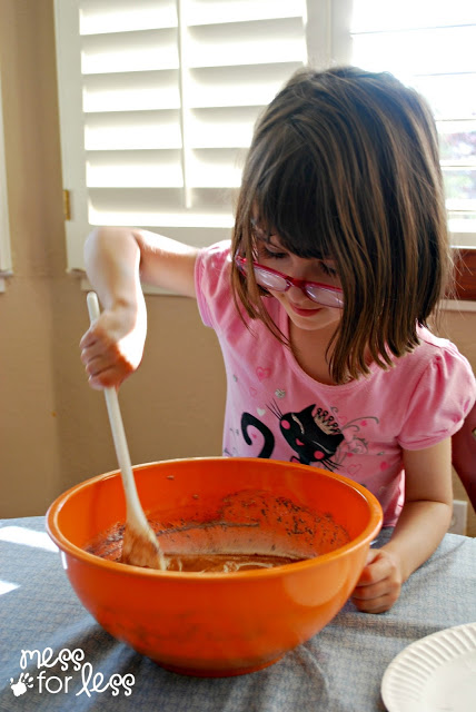Halloween Treats For Kids Made By Kids