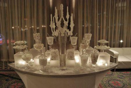 Grand Wedding Candy Bar