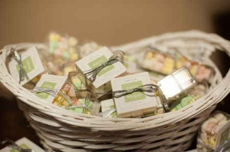 Personalized Wedding Mints