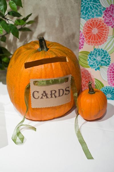 50th Birthday Cards Fall Holder Idea