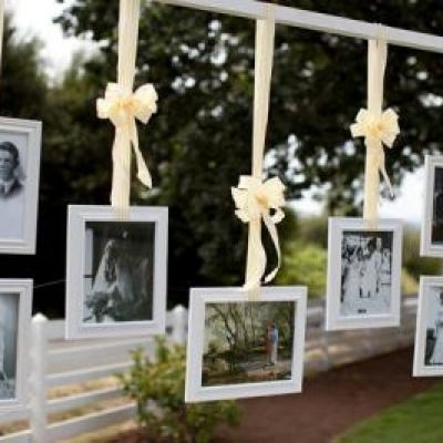 Picture Perfect 50th Birthday Decorating Idea