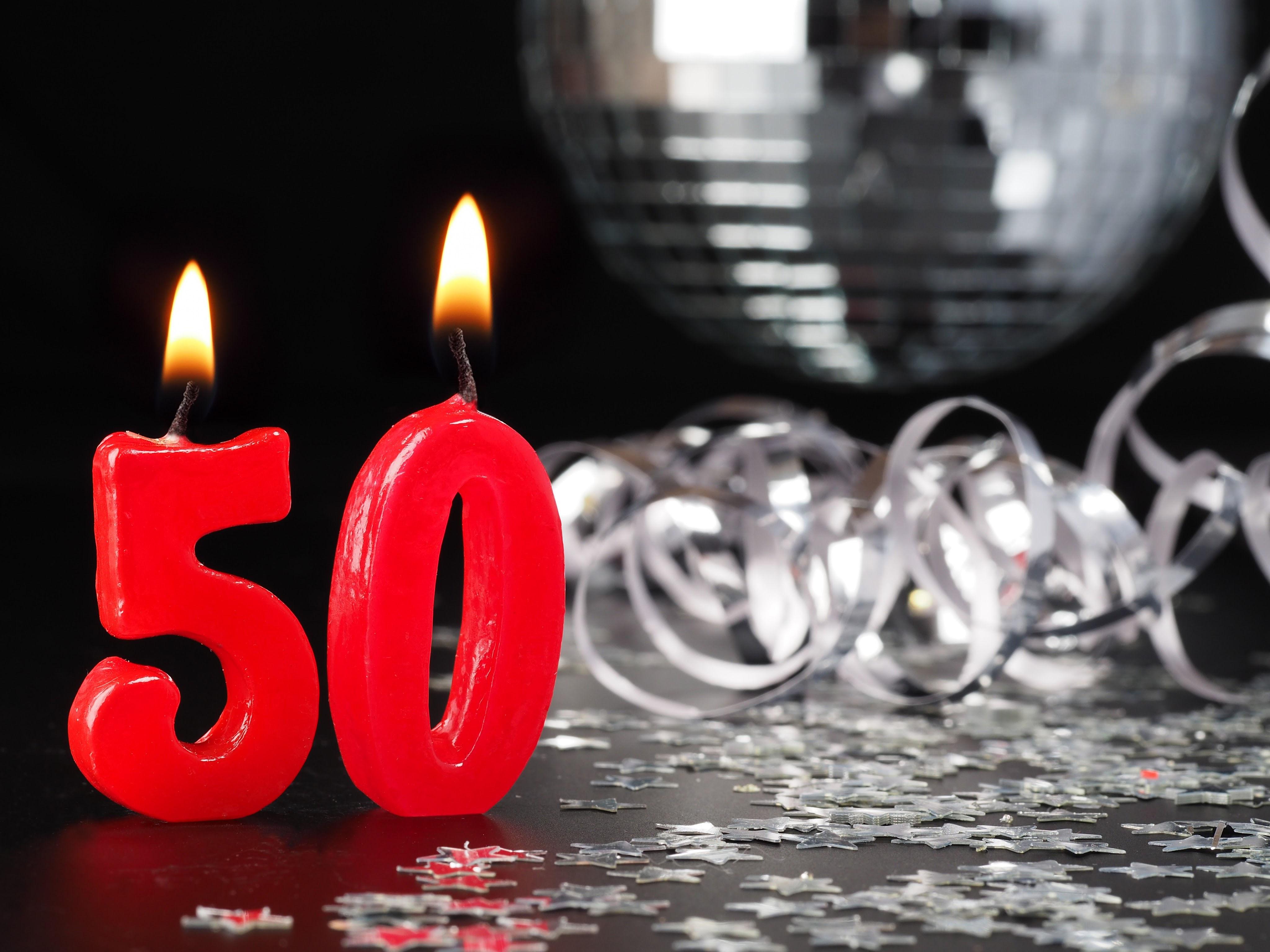 50th-Birthday-Disco-Theme