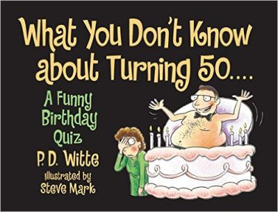 Funny 50th Birthday Gag Gifts