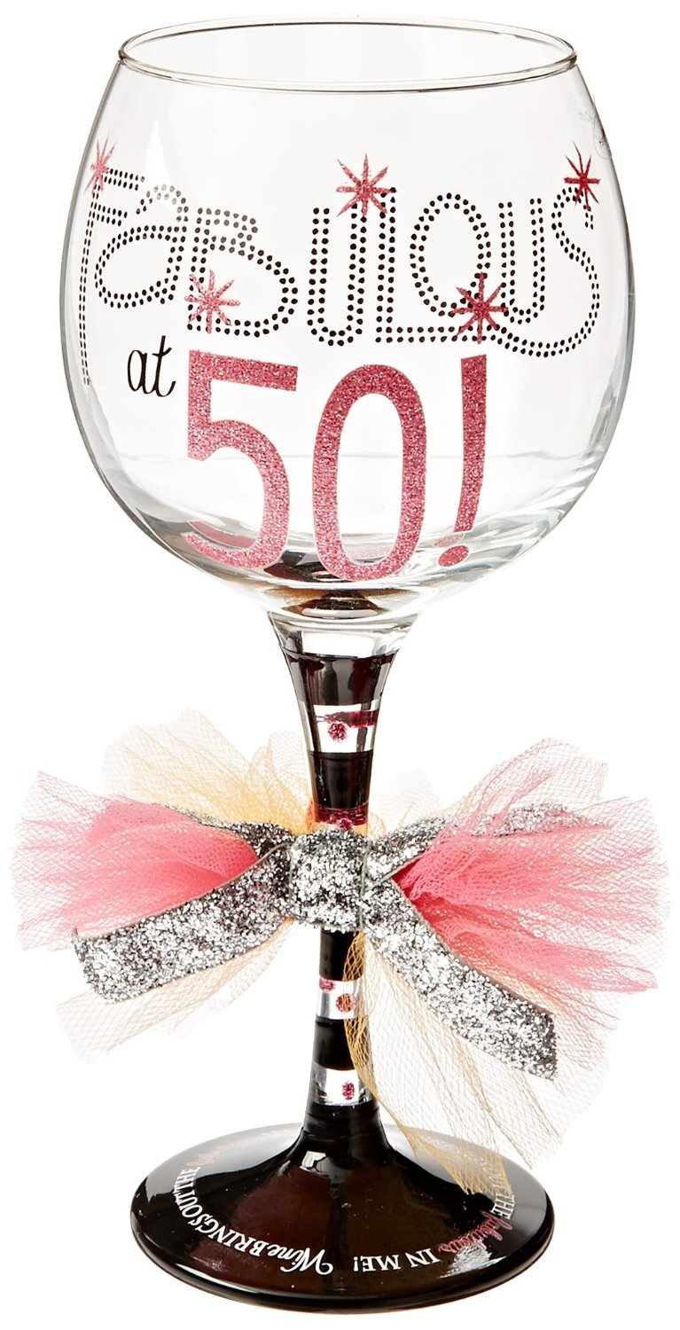 50th Birthday Gag Gifts Fabulous