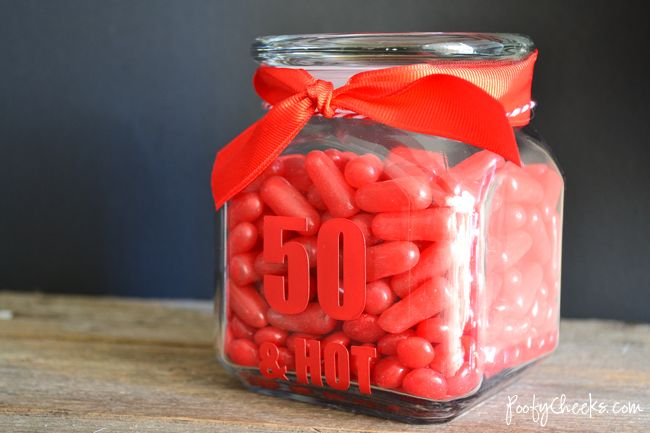 Hot 50th Birthday Gag Gifts