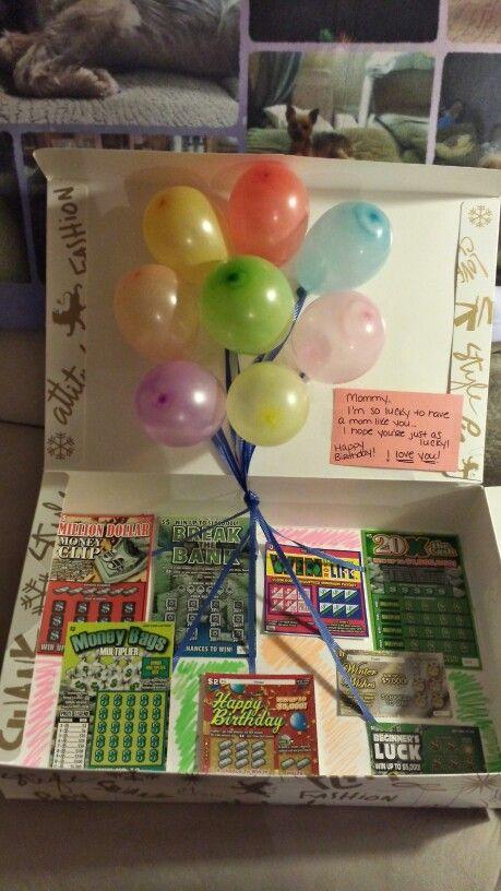 Lucky 50th Birthday Gift Idea