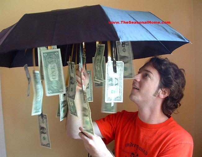 50th Birthday Gift Idea of Money