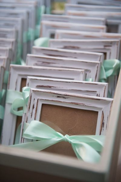 Picture Frame 50th Birthday Party Favors