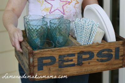 Rustic 50th Birthday Party Supplies Idea