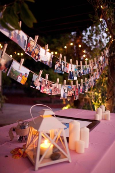 50th Birthday Party Themed Idea