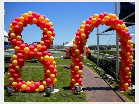 80th Birthday Decorations Balloons