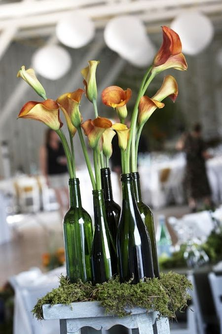 Wine Bottle 80th Birthday Decorations