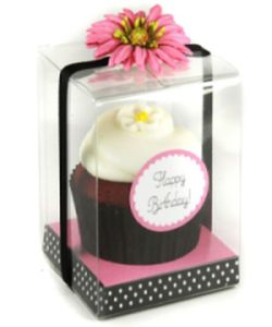 Cupcake 80th Birthday Party Favors