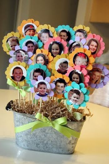 80th Birthday Party Suggestions Photo Flowers