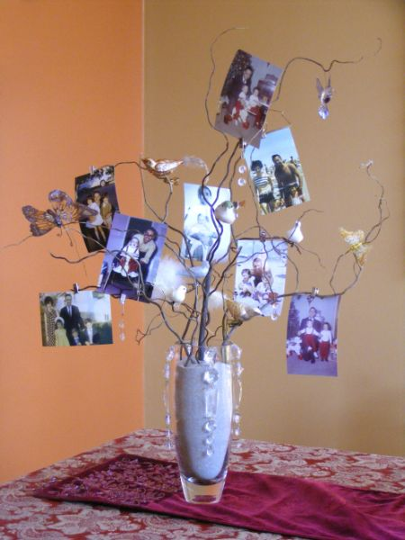 80th Birthday Party Suggestions Photo Tree