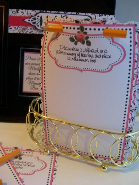 Written Memories 80th Birthday Party Suggestions