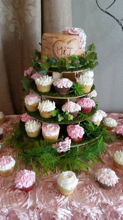 bridal shower cake ideas