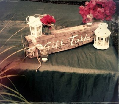 Gift Table Ideas For Weddings Gift Ideas