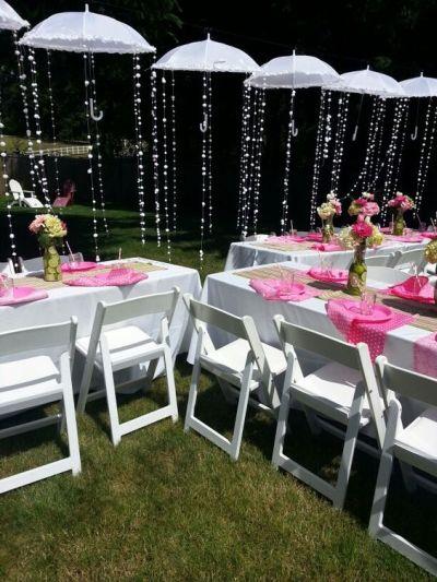 Cheap Wedding Shower Decorations