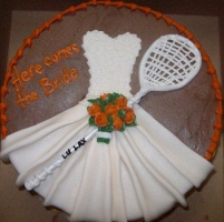 Bridal Shower Tennis