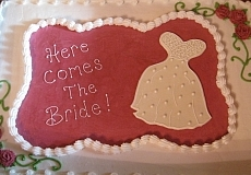 Cakes For Bridal Shower