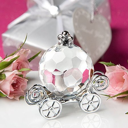 Cinderella Carriage Wedding Favors