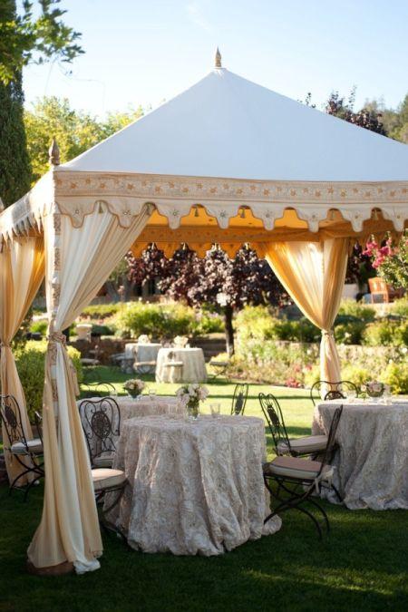 Enchanting Wedding Tablescape