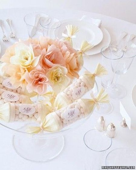 Champagne Bubble Candy Rolls
