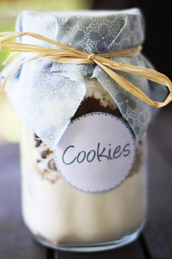 Decorative Cookie Jar Mix